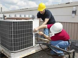 Обслуживание и монтаж систем вентиляции и кондиционирования