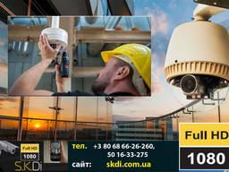 Обслуживание системы видеонаблюдения Харьков