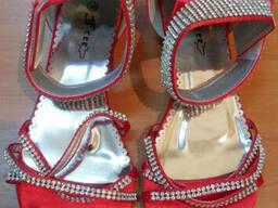 Обувь. Босоножки. 10 шт в лоте по 16, 5 евро за пару.