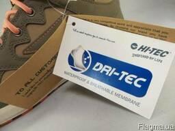 Обувь Hi-Tek Phoenix Waterproof. 28 евро.
