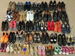 Обувь мужская, женская, детская лето микс, на вес по 14 евро - фото 2