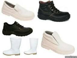 Обувь рабочая от мировых производителей