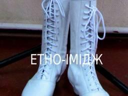 Обувь сценическая пошив