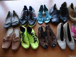 Обувь секонд хенд. Экcтра сорт. Англия. 8 евро/кг.