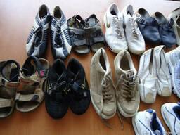 Обувь секонд хенд. Экcтра сорт. Англия. 8 евро/кг. - фото 2