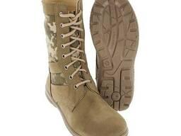 Обувь с тканью облегченная пиксель ВСУ