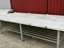 Обвалочные столы