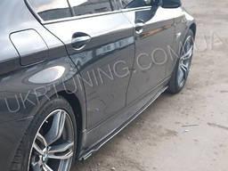 Пороги BMW 5 F10