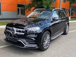 Губа Mercedes GLS 2020 2019