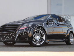 Обвес Mercedes R350 W251 2010 2011 2012 2013