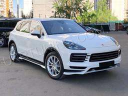 Обвес Porsche Cayenne 2019 2018