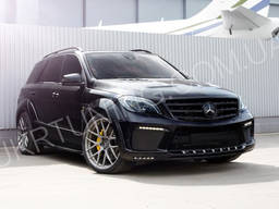 Обвес TopCar Mercedes ML W166