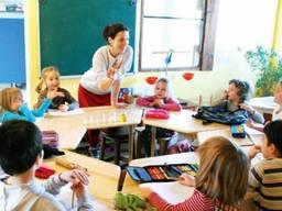Объявляется набор детей во 2-й класс