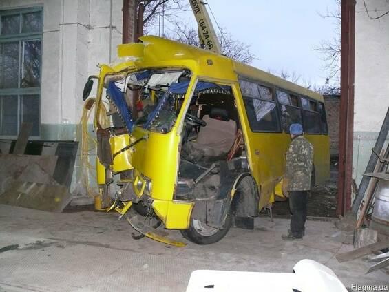 Оценка ущерба и ремонт автобусов после ДТП