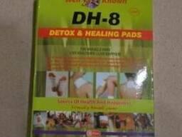 Очищающий пластырь DH-8 Detox &Healing Pads