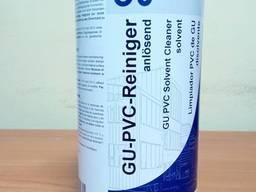 Очиститель для ПВХ с растворителем G-u (Cosmofen 5).