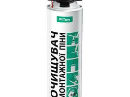 Очищувач монтажної піни PiTon 500мл