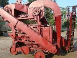 Очистительные зерна машины Зерна погрузчики
