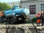 Очистка выгребных ям в Севастополе - фото 1
