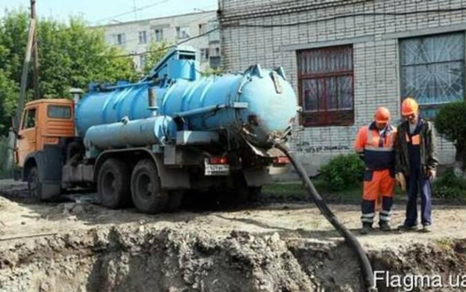 Очистка выгребных ям в Севастополе