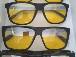 Очки антифарные, водительские, для рыбалки(вело-, мото-)