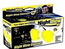 Очки для автомобилистов Night View Glasses, Очки ночного видения