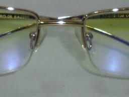 Очки. Компьютерные очки. Федоровские очки.
