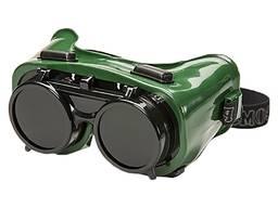 Очки закрытые с непрямой вентиляцией Знд2-Г-2 admiral