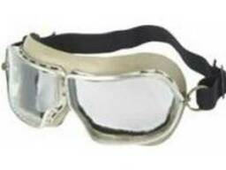 Очки закрытые с прямой вентиляцией ЗП1-У Цена: 70.20 грн.