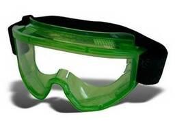 Очки защитные открытые с пр. вентиляцией ЗП2