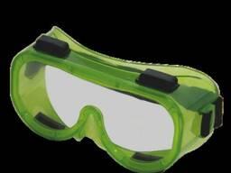 Очки защитные закрытые с непрямой вентиляцией ЗН-4 Эталон
