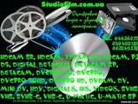 Оцифровка видео и звукового материала
