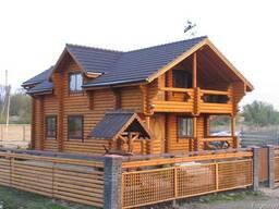 Строительство коттеджей, дач, зоны отдыха и др.