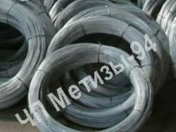 Оцинкованная проволока Низкоуглеродистую ГОСТ 3282-74