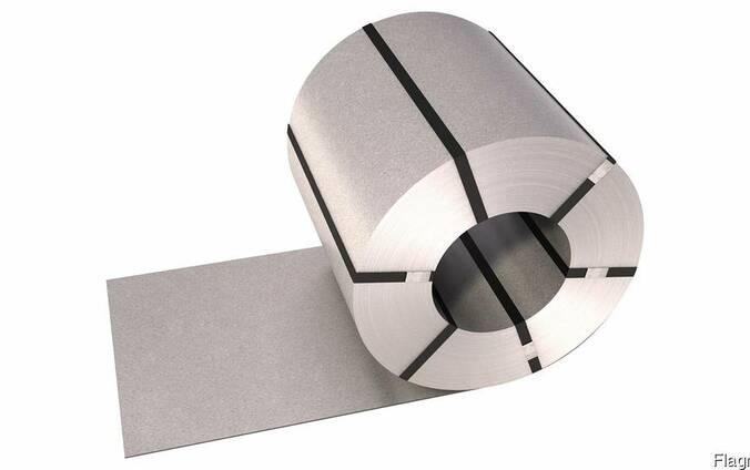Оцинкованная рулонная сталь 0.4мм - 1.2мм Отмотка из рулона