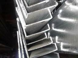 Оцинкованный Г-профиль ( усиленный уголок) 40х40х10х1, 0 мм