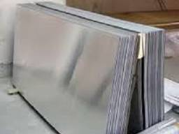 Лист оцинкованный 0, 65 мм 1, 25х2м