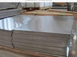 Лист титановий 10х1000х2000 мм ВТ1-0 титан порізка за розмірами картки і листи на складі