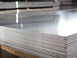 Лист стальной оцинкованный 3х1250х2500