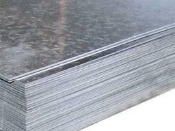 Оцинкованный лист 1х 2 ( 0,35 мет)