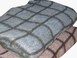 Одеяло детское 50% шерсти 100 *140 см