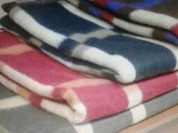 Одеяло хлопковое, полуторное