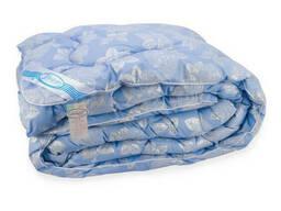 Одеяло Лебяжий Пух Leleka-Textile Евро 200х220 Голубая Роза SKL53-239861