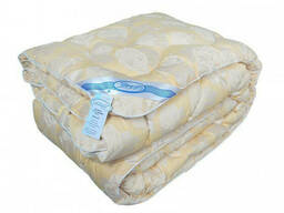 Одеяло Лебяжий Пух Leleka-Textile Евро 200х220 Желтая Роза SKL53-239864