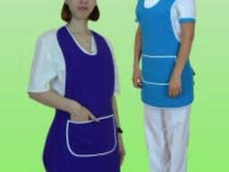 Одежда для продавцов, униформа для обслуживающего персонала,