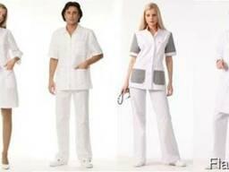 Одежда медицинская, халат медицинский , женский мужской