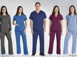 Одежда работникам медицины и фармиции