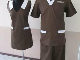 Одежда для работников мясных магазинов
