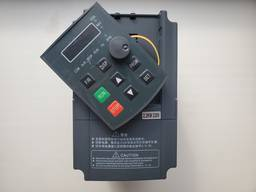 Однофазный 220В Частотник, перетворювач частоти, ПЧ, 1, 5квт 1, 5kw