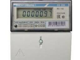 Однофазный электросчётчик CE 200 R5. 1 145